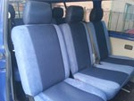 interior microbuz